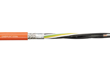 chainflex® motor cable CF886