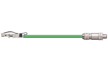 readycable® bus cable acc. to B&R standard iX67CA0E41.xxxx, base cable PUR 12.5 x d