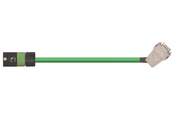 readycable® encoder cable acc. to B&R standard i8BCFxxxx. 1221B-0, base cable PVC 10 x d