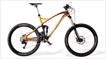 igus mountain bike